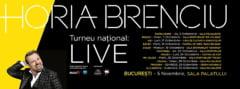 Horia Brenciu canta la Piatra Neamt