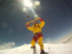 Horia Colibasanu povesteste cum a fost pe Everest: La 7.700 de metri mi s-a furat cortul