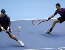 Horia Tecau, duel de proportii cu Roger Federer la Dubai
