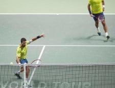 Horia Tecau, invins de Novak Djokovic la Indian Wells