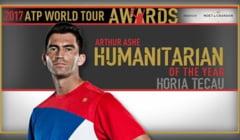 Horia Tecau, premiat de ATP inainte de startul Turneului Campionilor