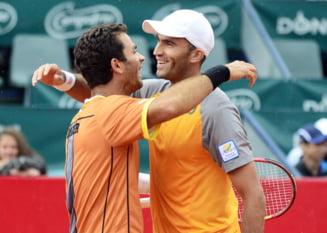 Horia Tecau si Jean-Julien Rojer vor fi favoritii numarul 1 in turneul ATP de la Sofia