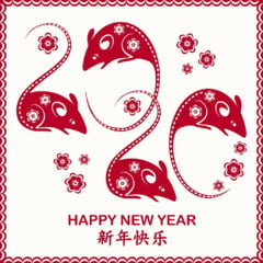 Horoscop chinezesc: 2020 - Anul Sobolanului de Metal, anul noilor inceputuri