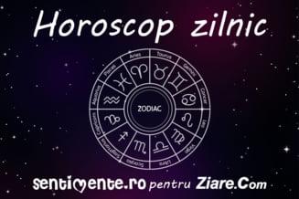 Horoscop zilnic. Joi, 14 octombrie
