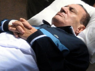 Hosni Mubarak, in stare grava - posibil sa fi murit