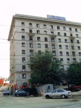Hotelul Astoria din Capitala, vandut pentru o datorie de 17.000 de euro