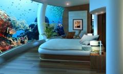 Hoteluri subacvatice futuriste (Galerie foto)