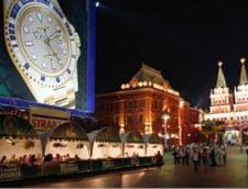 Hotelurile din Moscova umfla preturile pentru Eurovision