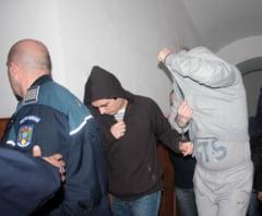Hoti care operau in doua judete, prinsi de politistii din Caracal