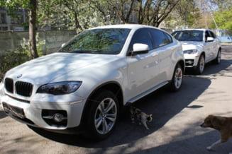 Hotii de masini din Romania prefera automobilele germane de lux