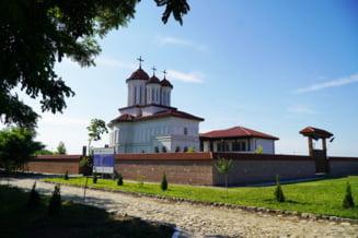 Hramul Manastirii Voievodale Maxineni