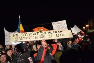Hrebenciuc, despre Piata Universitatii: Am incercat si noi ceva gen revolutiile din nordul Africii