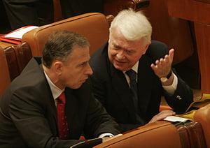 Hrebenciuc despre acuzatia ca nu il vrea pe Iohannis: O legenda
