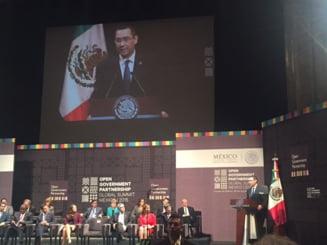 Huffington Post: Ponta nu a amintit de trimiterea in judecata pentru coruptie la summitul pentru Guvernare deschisa