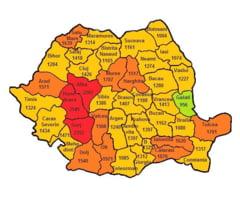 Hunedoara In Top Pe Harta Infractionalitatii Deva Ziare Com