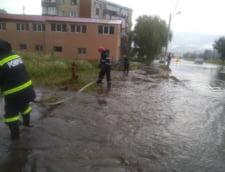 Hunedoara inundatii