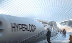 Hyperloop: A fost testat trenul care va merge cu peste 1.000 km/h (Video)