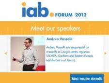 IAB Forum 2012 - totul despre publicitatea online din Romania