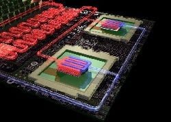 IBM va raci chip-urile cu apa