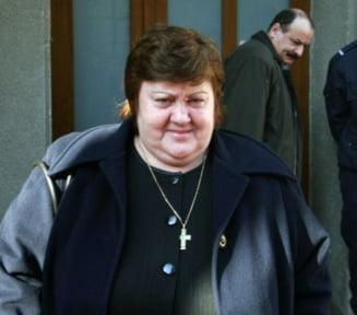 ICCJ: Irina Jianu a dispus distrugerea de documente privind lucrarile la casa mamei lui Mitrea