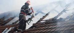 IGSU: 16 locuinte au fost afectate de incendii, zilnic, in medie, in primele 10 luni ale anului