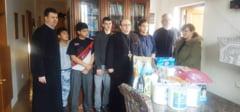 IMPLICARE: Arhiepiscopia Targovistei, sprijin pentru copii si batrani napastuiti