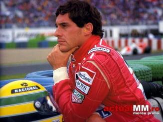IN MEMORIAM - 22 de ani de la moartea lui Ayrton Senna