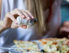 INFO NU ESTE NOUA Infarctul si accidentul vascular cerebral, pericole marite de consumul de sare