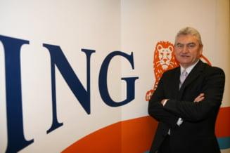 ING: BNR ar trebuie sa grabeasca adoptarea euro
