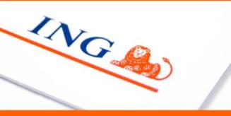 ING a inregistrat deja pierderi de 793 de milioane de euro in 2009