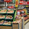 INS: Afacerile in comertul cu amanuntul au scazut cu 25,1%, in aprilie