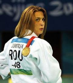 "INTERVIU. Alina Dumitru, campioana olimpica la judo: ""Patru ani m-am gandit cum sa o inving pe japoneza"""