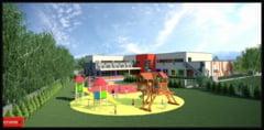 INVESTIEsIE PENTRU VIITOR - Primaria Baia Mare construieste o gradinita noua in cartierul Vasile Alecsandri