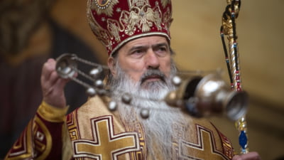 "IPS Teodosie, o noua declaratie controversata: ""La noi lumina vine, la catolici nu. Cum a reactionat preotul catolic Francisc Dobos"