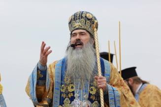 IPS Teodosie insista cu pelerinajului de Sf. Andrei, desi Constanta e in stare critica. Reactia taioasa a lui CTP
