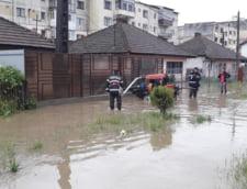 ISU Arges inundatii localitati