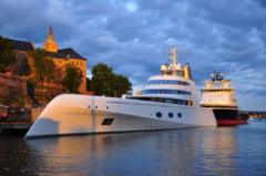 Iahturi de lux ale bogatilor lumii (Galerie foto)