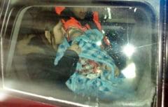 Ialomita: Un bebelus de 8 luni a fost cu greu adus la spital. O gravida din Dridu a nascut acasa