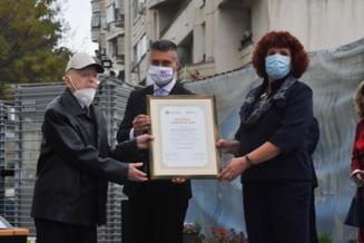 """Iancu Zuckerman nu mai este printre noi. Unul dintre ultimii supravietuitori ai """"Trenurilor mortii"""" de la Iasi - victima a pandemiei de coronavirus"""