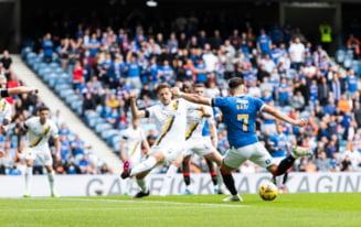 Ianis Hagi, doar rezervă în meciul Rangers - Celtic. Cât s-a terminat derby-ul Scoției