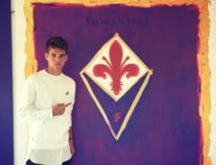 Ianis Hagi, in fata unui moment crucial la Fiorentina: Risca sa fie imprumutat daca nu trece testul