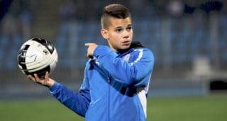 Ianis Hagi, interzis la Steaua