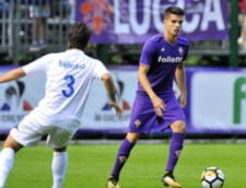 Ianis Hagi, ridicat in slavi de presa din Italia dupa meciul cu Real Madrid