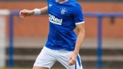 Ianis Hagi a jucat doar din minutul 86 in victoria lui Glasgow Rangers in campionatul Scotiei