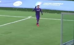 Ianis Hagi a marcat un gol de senzatie in Italia, iar apoi s-a enervat brusc (Video)