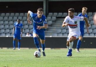 Ianis Hagi a suferit prima infrangere de la transferul in Belgia
