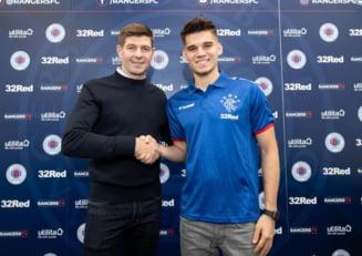 Ianis Hagi s-a transferat la Glasgow Rangers - oficial