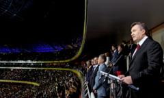 Ianukovici, despre imprumutul de 15 miliarde de dolari primit de la Rusia: N-a fost mita!