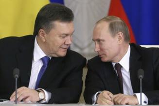Ianukovici, obsedat sa revina in Ucraina: Poate mai este nevoie de mine