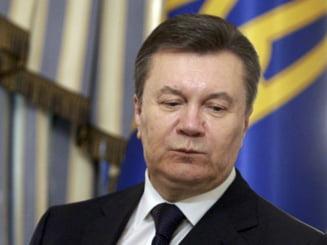 Ianukovici fuge in Belarus, pentru ca nu mai are incredere in Putin?